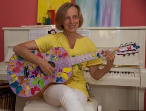Musiktherapeutin Sybille Glück-Leitol